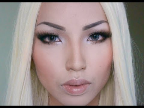 Blonde Bombshell Transformation ( Alena Shishkova Look)