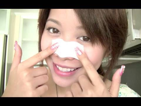 Make Your Own Pore Strips