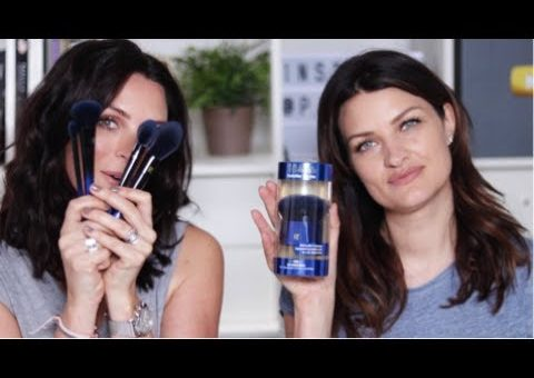 New Synthetic Brushes Perfect for Powder Makeup | PowderBleu | Real Techniques