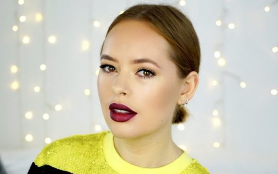 My Autumn Winter Makeup Tutorial | Tanya Burr