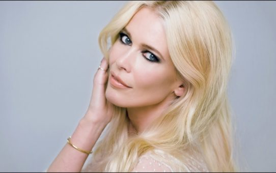 SMOKEY MAKEUP LOOK feat CLAUDIA SCHIFFER