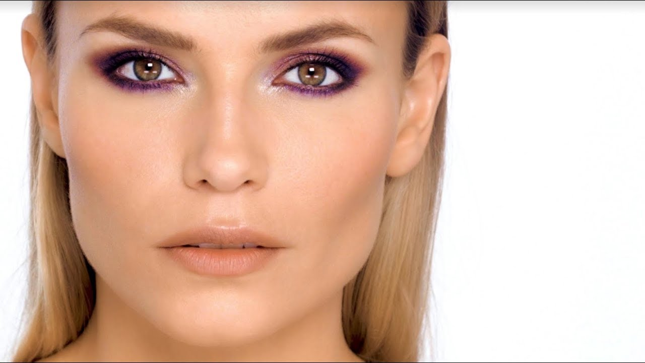 The Supermodel Smokey Eye – Red Carpet Makeup with Natasha Poly
